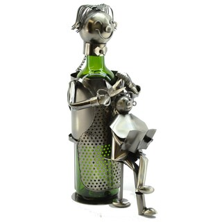 Wine Caddy Hairdresser Wine Bottle Holder