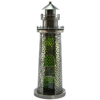 Wine Caddy Lighthouse Wine Bottle Holder