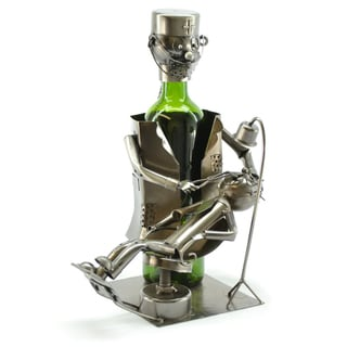 Wine Caddy Dentist Wine Bottle Holder