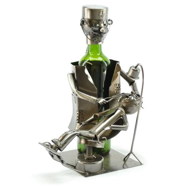 Wine Caddy Dentist Wine Bottle Holder