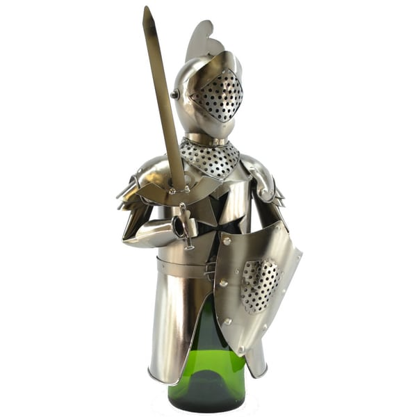 Wine Caddy Knight Wine Bottle Holder
