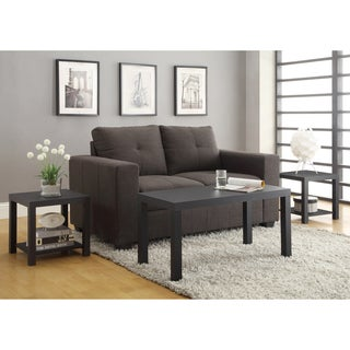 Ameriwood Home Coffee Table and End Tables 3-piece Set
