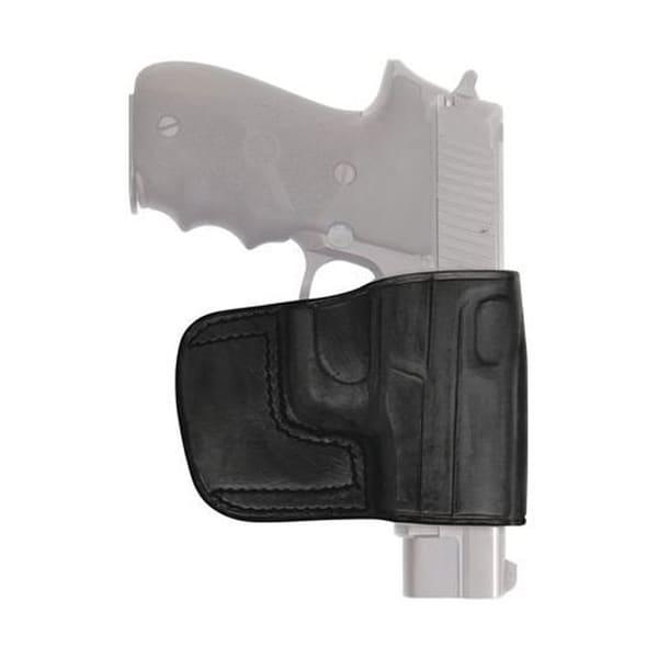 Tagua 'BSH-300' Black Right Hand Glock Belt Slide Holster