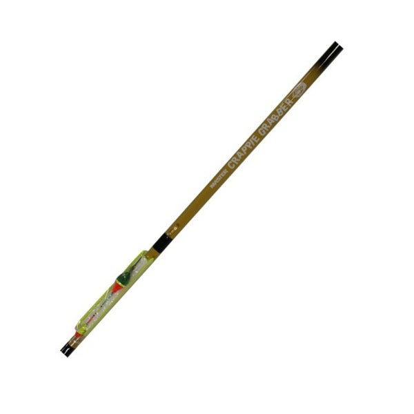 Fishing 18 foot telescopic crappie pole with liner free for Crappie fishing pole