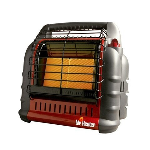 Mr. Heater Buddy 4-18000 BTU Heater