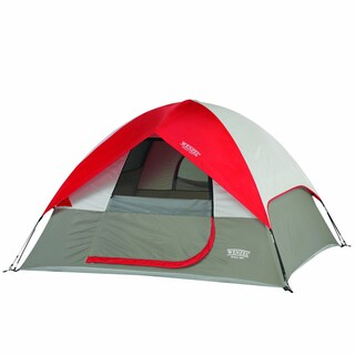 Wenzel Ridgeline Dome 3-person Tent (As Is Item)