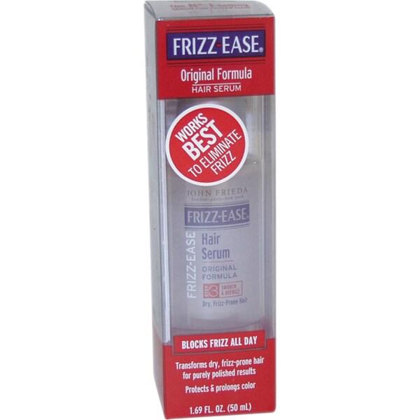 John Frieda Frizz Ease 1.69-ounce Hair Serum