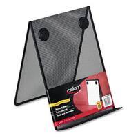 Rolodex Black/ Stainless Steel Nestable Wire Mesh Freestanding Desktop Copyholder