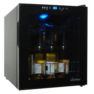 Vinotemp 15-bottle Touchscreen Wine Cooler