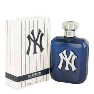 New York Yankees Men's 3.4-ounce Eau de Toilette Spray