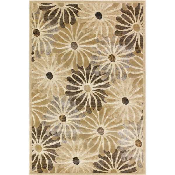 Somette Providence Ambrose Pearl Area Rug (7'10 x 9'10)