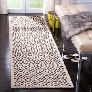 Martha Stewart by Safavieh Blossom Lattice Wool Rug
