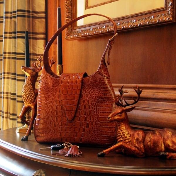 Concealed Carrie Hobo Handbag