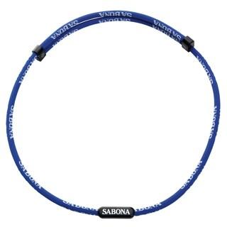 Sabona Blue Athletic Magnetic Necklace