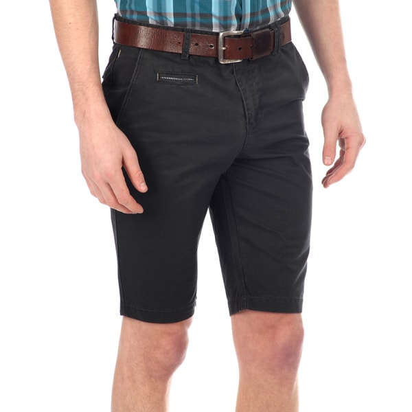 191 Unlimited Men's Flat Front Shorts