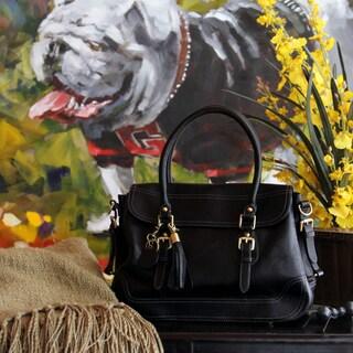 Concealed Carrie Concealed Firearm Satchel Handbag