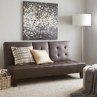 Abbyson Pierson Convertible Sofa