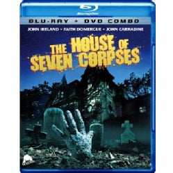 The House Of Seven Corpses (Blu-ray/DVD)