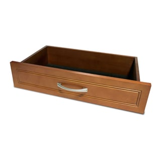 John Louis 12-Inch Woodcrest Caramel Drawer Kit