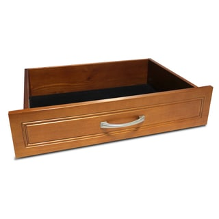 John Louis 16-Inch Deep Caramel Woodcrest Drawer Kit