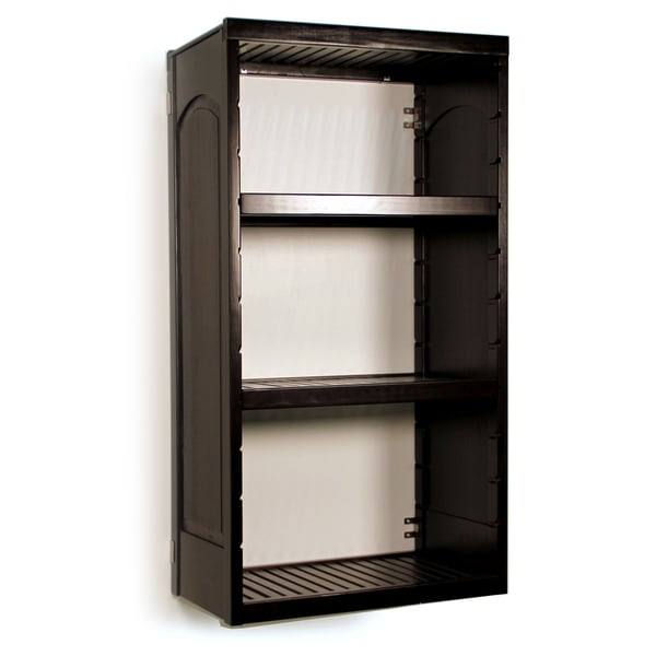 Shop John Louis Woodcrest Espresso Finish 16 Inch Deep