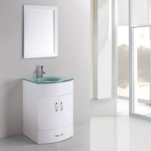 Ariel 24-inch Single-sink Vanity Set