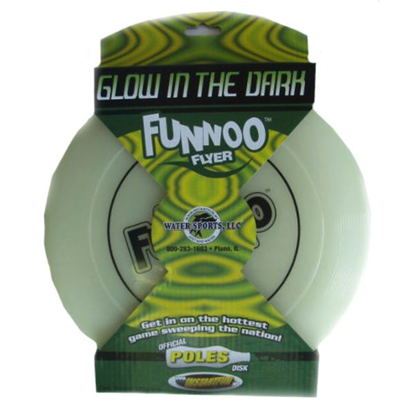 Water Sports 140 Gram Disk Glow FUNNOO Flyer