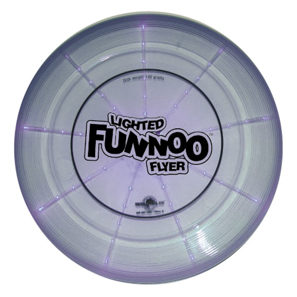 Water Sports 170 Gram Disk Lighted FUNNOO Flyer
