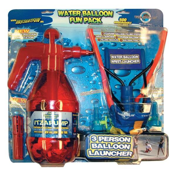 Water Sports Water Balloon Fun Pack