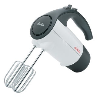Sunbeam 2546 Mixmaster 6-speed 220-watt Hand Mixer