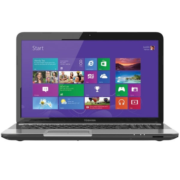 "Toshiba Satellite L875D-S7332 2.7GHz 6GB 640GB 17"" Laptop (Refurbished)"