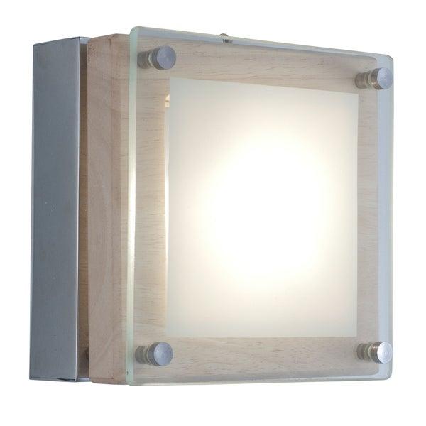 Jesco Quattro Square Modules Wall Sconce