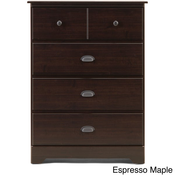 Four-drawer Dresser Chest