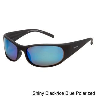 Pepper's Unisex 'Floating' Hovercraft Polarized Sunglasses (Option: Blue)