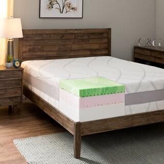 Shop Comfort Dreams 13 Inch Queen Size Gel Memory Foam