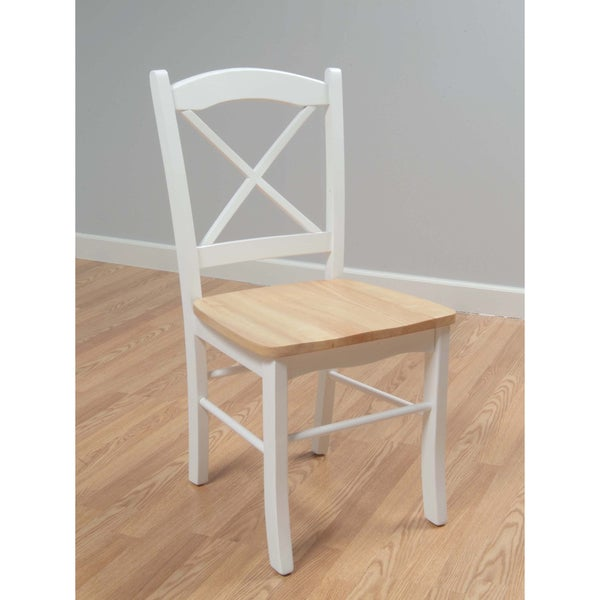 Simple Living Tiffany 6 Piece Dining Set With Dining Bench   Free Shipping  Today   Overstock.com   15293819