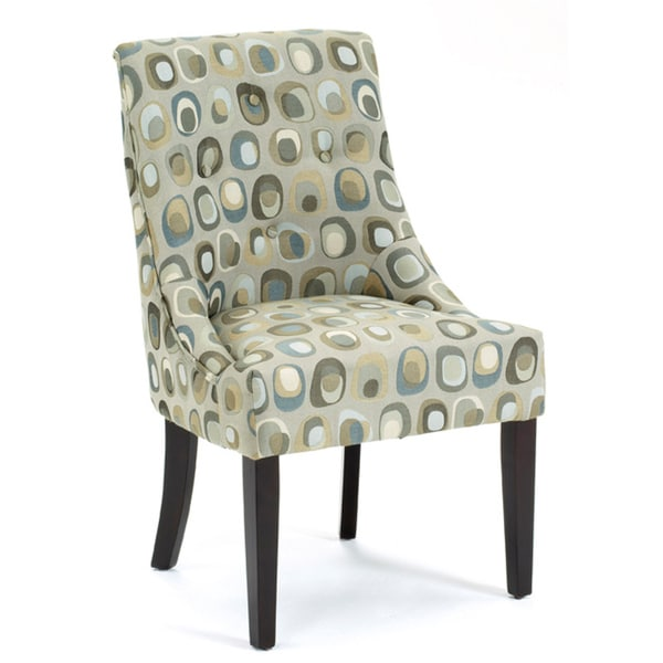 Stockholm Olive Accent Chair