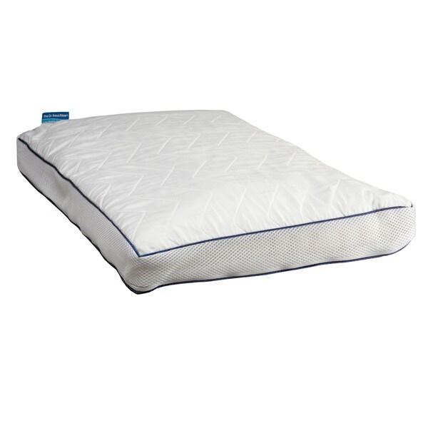 Dr. Breus Low Profile Pillow (1 or 2- Pack)
