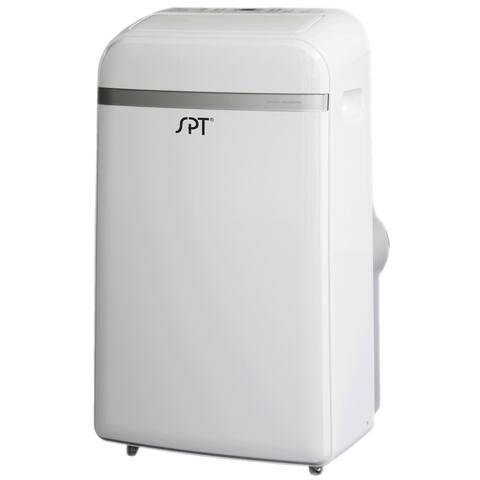 SPT 14,000 BTU Portable Air Conditioner/ Dehumidifier with Remote