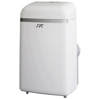 SPT 14,000 BTU Portable Air Conditioner/ Dehumidifier with Remote