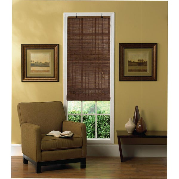 Flatstick Cocoa Bamboo Roll-up Shade