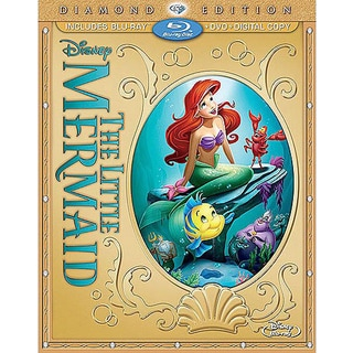 The Little Mermaid (Diamond Edition) (Blu-ray/DVD)