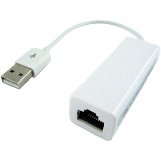 4XEM USB 2.0 To 10M/100M Ethernet Adapter
