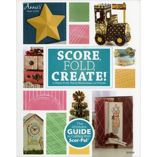 Scor-Pal Book-Score, Fold, Create