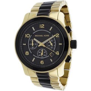 Michael Kors Men's MK8265 Runaway Chronograph Watch