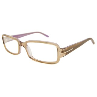 Tom Ford Readers Women's TF5185 Rectangular Reading Glasses with Plastic Frame