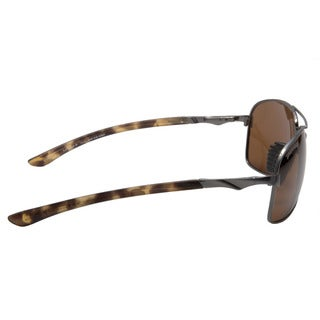 Pepper's Unisex 'Delta' Polarized Sunglasses