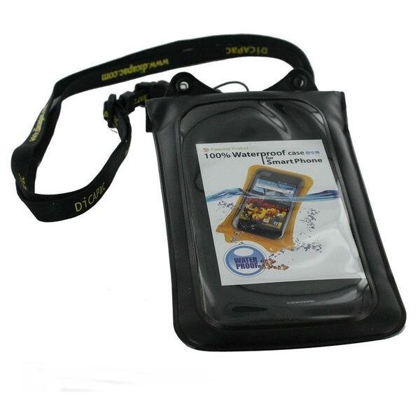 DiCaPac WPC1 Waterproof Case for Smartphones