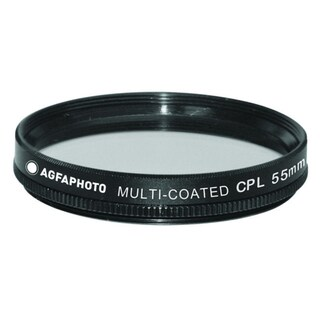 Agfa 55mm Digital Multi-Coated Circular Polarizing (CPL) Filter APCPF55