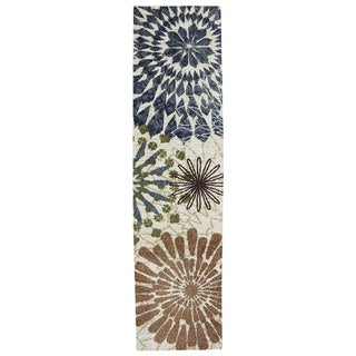 Floral Mix Multi Rug (2' x 8')